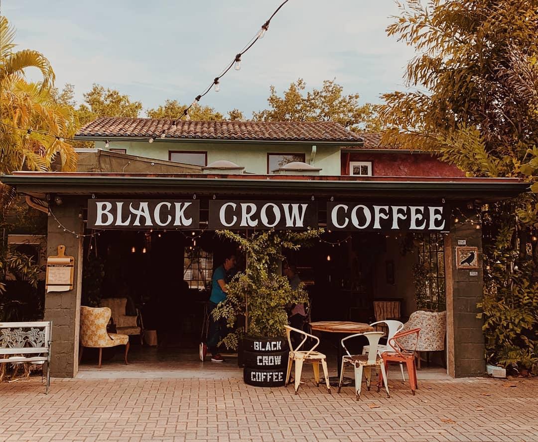 black crow coffee