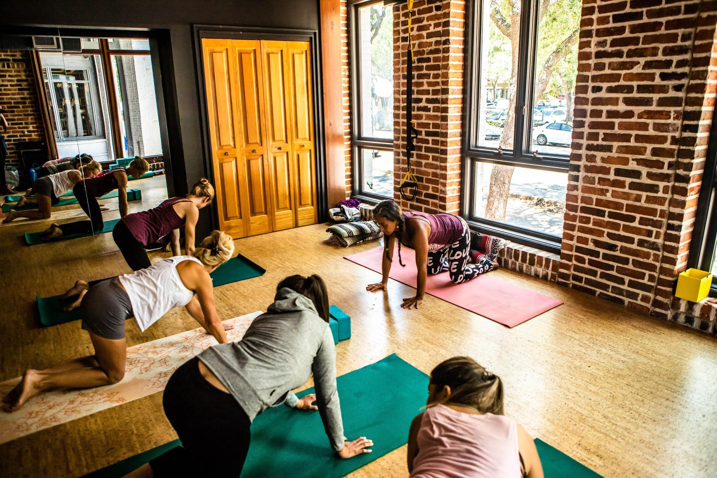 yoga at station house st pete